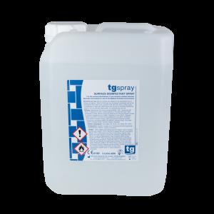 tgSpray Hard Surface (5 Litres)